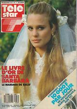 Télé Star N°583 - Robin Wright - Santa Barbara - L'adieu À Jacques Anquetil