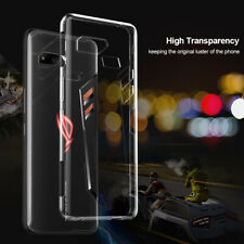 For Asus ROG Phone Case Soft Slim Silicon Thin Lite Transparent rog game phone