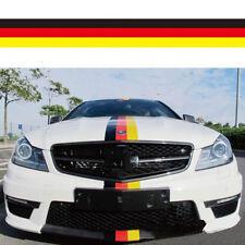 Rotolo adesivo decorativo 300x15cm bandiera GERMANIA tuning auto tetto paraurti