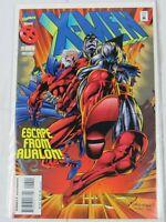 X-MEN #43 Escape From Avalon Marvel Comics 1995
