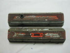1959-1967 Corvette Valve Covers PAIR 3767493 C1 C2 GM