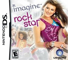 Nintendo DS : Imagine Rock Star VideoGames