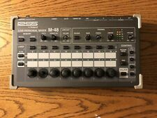 New ListingRoland Rss M-48 Live Personal Mixer Pro Audio Recording Great Cond