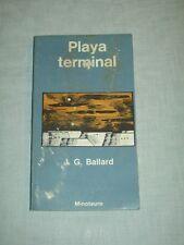 Playa Terminal  J.G. Ballard Spanish Language paperback book  Argentina  1971
