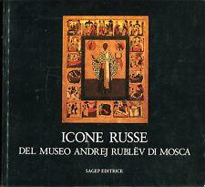 ICONE RUSSE DEL MUSEO ANDREJ RUBLËV DI MOSCA