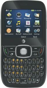 ZTE Z432 128MB RAM 256 MB 2.4 Inch Cell Phone - Black (AT&T)