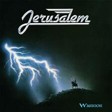 JERUSALEM - Warrior (NEW*US WHITE HARD ROCK '82*BARNABAS*T.LIZZY*D.PURPLE)