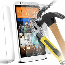 100% Genuine Tempered Glass Film Screen Protector for HTC Desire 510