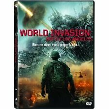 DVD *** WORLD INVASION BATTLE LOS ANGELES ***