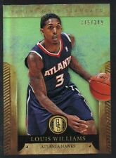 Serial Numbered Panini Original Single Basketball Cards