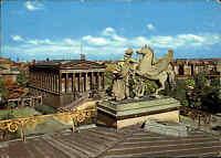 DDR Postkarte BERLIN (Ost) Strassen Partie an der National Galerie Ansichtskarte