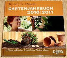 Readers Digest GARTENJAHRBUCH 2010/2011 - Großband neuw. Gartenbau Gärtnern