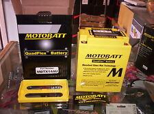 BATTERIA MOTOBATT AGM ERMETICA YB14-A2 BIMOTA 900 HONDA 650 CX VF 700 CB VF 750