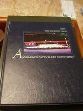 2001 Texas Christian University TCU Yearbook LaDanian Tomlinson NFL HOF er