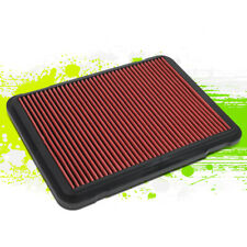 Washable High Flow Drop-In Air Filter Red for Land Cruiser/LX470 4.7L 98-07 99