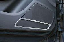Audi A4 A5 S4 RS4 S5 RS5 S-line 8K B8 8T 8F interni alluminio loudspeaker frame