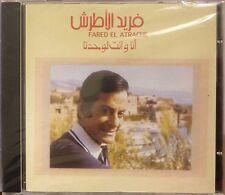 arabic egypt CD-FARID EL ATRACHE-ya farhet el maya-mint-sealed-free shipping