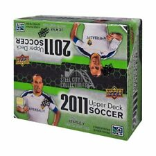 2011 Upper Deck Soccer Retail Box