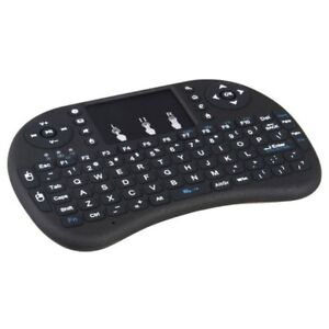 Mini Wireless Keyboard with Touchpad Portable Keyboard for PC Android TV Box