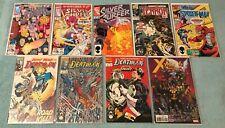 DEATHLOK 1 6 9 X-MEN 1 Spider-Man 19 Terror 1 Silver Surfer 5 70 75 CGC it 1st