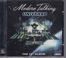 RARE  MODERN TALKING  UNIVERSE  CD ALBUM 12T  (DIETER BOHLEN THOMAS ANDERS) 2003