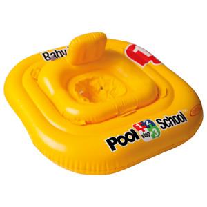 Intex 1-2-3 Pool School Baby Float Pool Baby Trainer Seat Step 1 Age 1-2 years