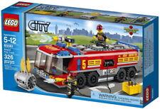 Lego CITY 60061 Camión Bomberos Aeropuerto / Airport Fire Truck NUEVO