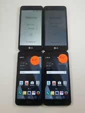 Lot of 4 - LG M150 Phoenix 3 AT&T Prepaid *Check IMEI and READ* Google Lock