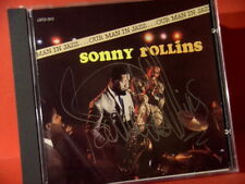 "LSPCD-2612 SONNY ROLLINS "" OUR MAN IN JAZZ "" (SIGNED CLASSIC RECORD GOLD-CD/NEW)"
