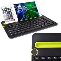 Logitech K480 Bluetooth Multi-Device Keyboard for PC / Mac / Android & More !!!