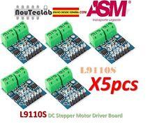 5pcs L9110S H-bridge Dual DC Stepper Motor Driver Controller Board L9110 Module