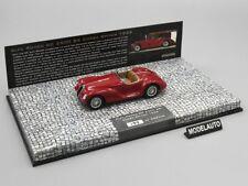 Minichamps 1:43 ALFA ROMEO 6C CORSA SPIDER  1939 red L.E. 999 pcs.