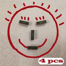 K155id1 4 Pcs Driver For Nixie Tubes Sn74141n Sn74141j 74141 New Chip