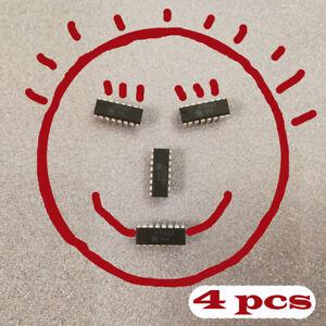 k155id1 *4 pcs* Driver for Nixie Tubes SN74141N SN74141J 74141 NEW chip
