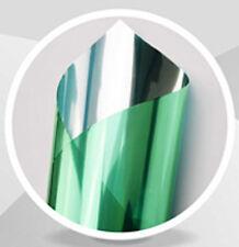 Mirror Window Film One Way Silver Tinting Solar Reflective Privacy Tint 50cm