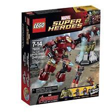 Lego DC Super Heroes 76031 The Hulk Buster Smash Marvel NISB