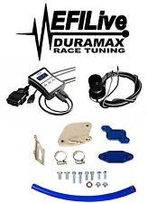 Chevrolet GMC Duramax LBZ 6.6 2006-2007 EGR Delete Kit EFI Live Tuner DSP5 SOTF