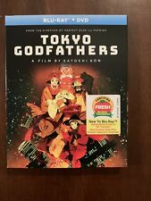 Tokyo Godfathers (Blu-ray/DVD, 2020) Brand New