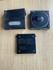 Faulty RARE Sony Discman D-7 + Battery Pack BP-200+ Case
