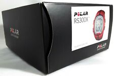 POLAR Rs300x ORGE HEART RATE MONITOR SPORT EXERCISE RUN FITNESS NEW 90036628