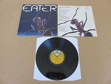 EATER The Album THE LABEL LP RARE 1977 UK ORIGINAL 1ST PRESSING TLRLP001