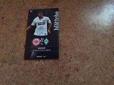 Eintracht Frankfurt_Programm_Info gegen SV Werder Bremen