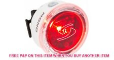 SIGMA MONO RL TAIL LIGHT REAR BIKE LIGHT WHITE RECHARGEABLE LITHIUM ION BATTERY
