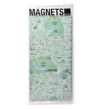 Londres Ciudad Mapa imán de nevera Puzle - Aprende conocimiento con