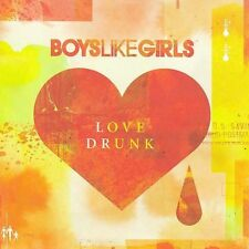 Love Drunk, Boys Like Girls Import