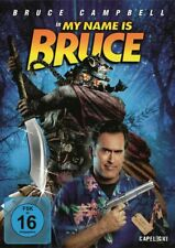 My Name Is Bruce (Limited Edition - Mediabook) DVD *NEU*OVP*