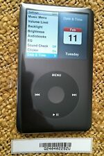 New Apple iPod Classic 7th Gen Black 160GB (MC297LL/A),W 90 days warranty