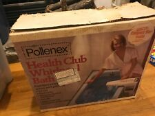 Vintage Pollenex Health Club Whirlpool Bath Power Spa