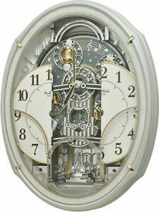 Rhythm, Harmony Blessing II, 4MH435WR03, Musical Motion Clock