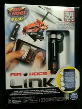Air Hog Link RC Brand New Works w/ Apple or Android Drone Helicopter